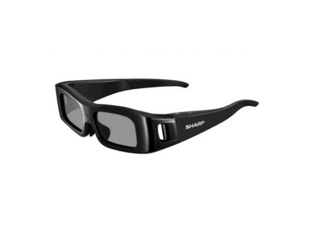 Sharp Active Shutter 3D Glasses