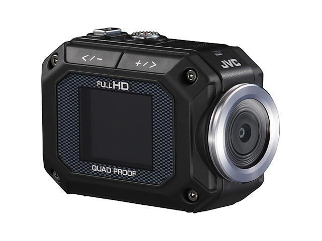 JVC GC-XA1BUS Black 5M CMOS Action Camera