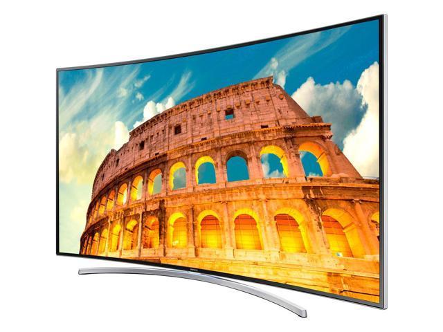 "Samsung UN55H8000 55"" Class 1080p 240Hz 3D Curved Smart LED HDTV"