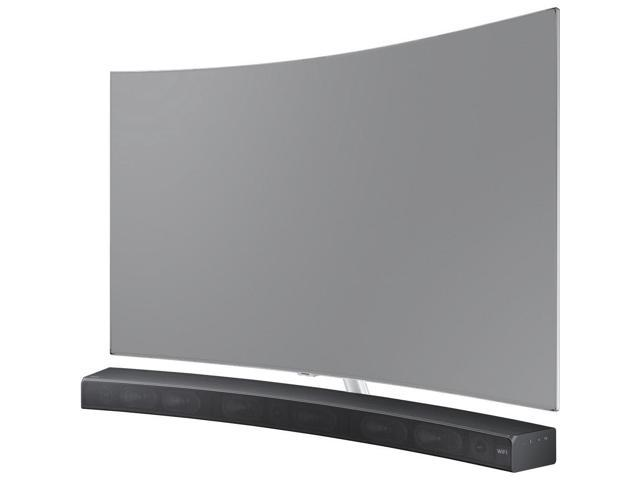 samsung tv sound bar. samsung hw-ms6500/za sound+ curved premium soundbar tv sound bar
