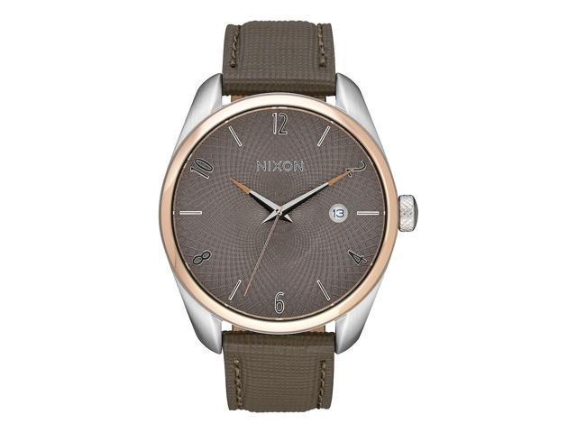 Nixon Bullet Leather Rose Gold / Taupe A473-2214