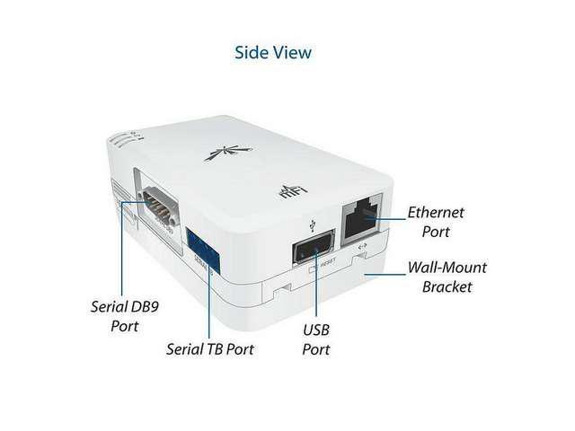 Ubiquiti Networks  mPort mFi Networked Serial – mPort-S