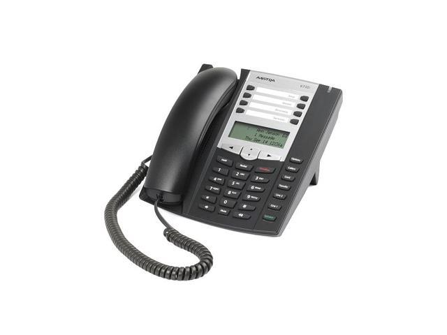Aastra A6730-0131-10-55 6730i VoIP/SIP Phone, 6 Lines