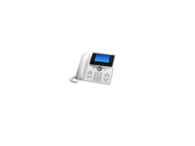 Cisco IP Phone 8851 White (CP-8851-W-K9=)