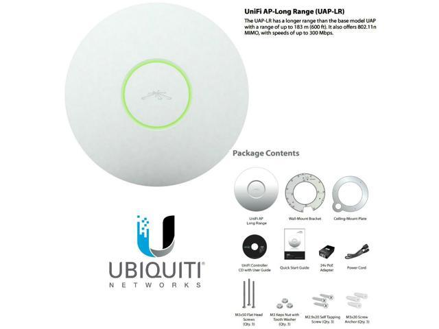Ubiquiti Unifi Access Point Long Range Wireless Ap Bridge