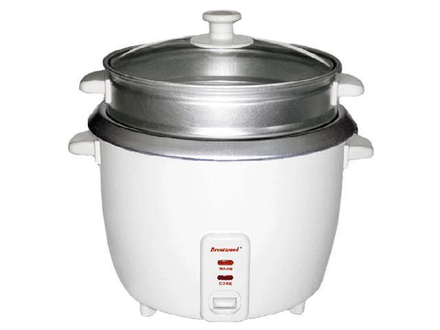 15 Cup Rice Cooker - White