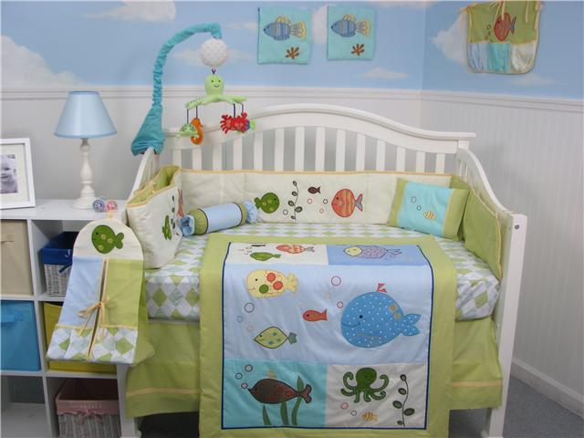 Baby Bedding Set Turkey