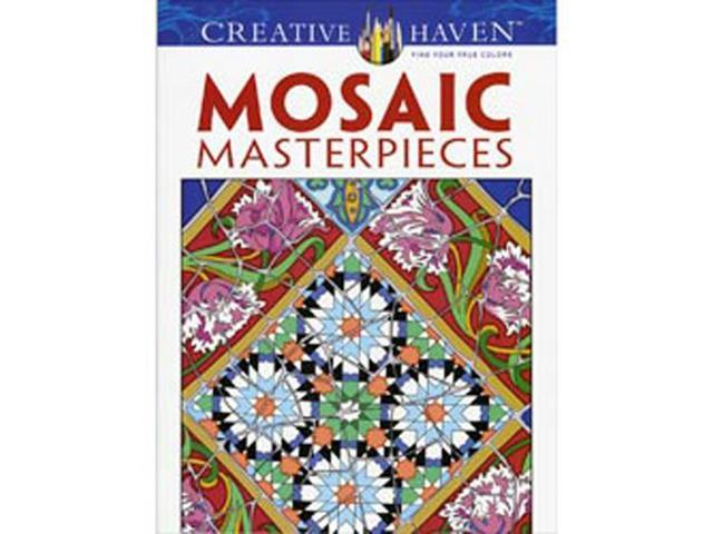 Dover Publications-Mosaic Masterpieces