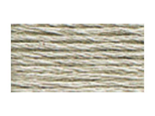 DMC Pearl Cotton Skeins Size 5 - 27.3 Yards-Light Beaver Grey