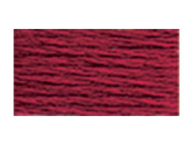 DMC Pearl Cotton Skeins Size 3 - 16.4 Yards-Medium Garnet