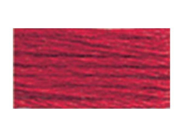 DMC Pearl Cotton Skeins Size 3 - 16.4 Yards-Red