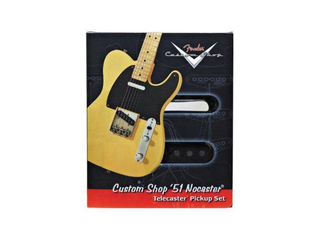 Fender Custom Shop Nocaster Tele Pickup Set 099-2109-000