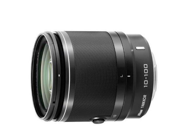 Nikon 3326 1 NIKKOR 10-100mm f/4.0-5.6 VR Lens Black