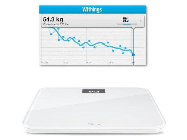 Withings Wireless Scale WS-30 White