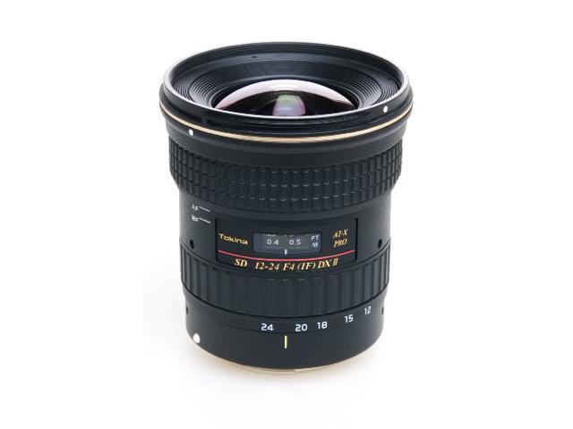 Tokina ATX124AFPRON 12-24mm f4 Lenses