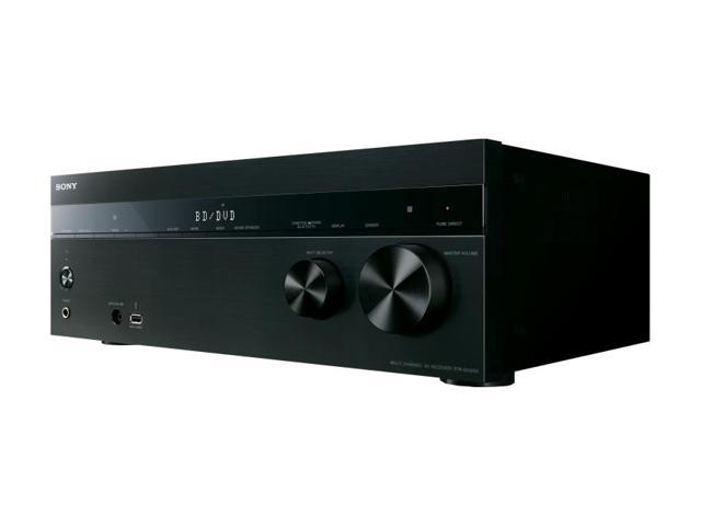 Sony STR-DN850 7.2 Channel 4K Wi-Fi Network AV Receiver with Bluetooth
