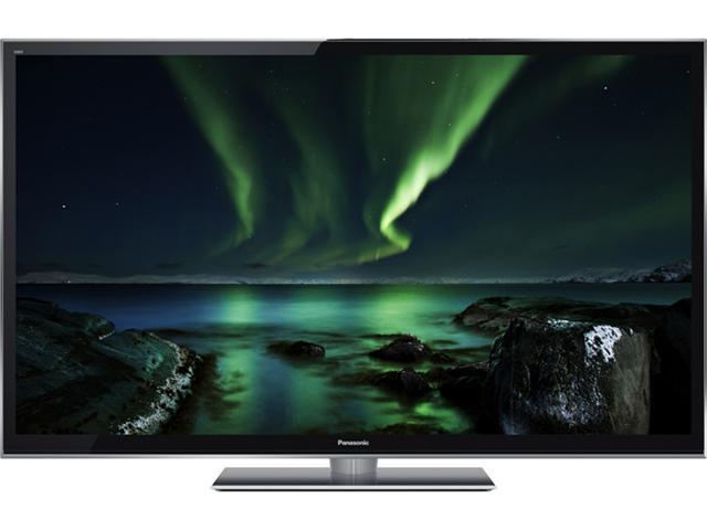 "Panasonic Viera Panasonic Viera 65"" Class (64.7"" Diag.) 1080p Full HD Smart 3D Plasma TV TC-P65VT50"