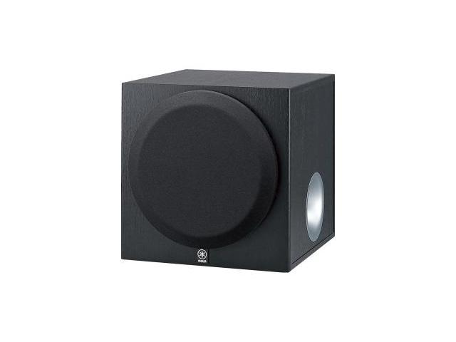 YST-SW012 Subwoofer System - 100 W RMS - Black