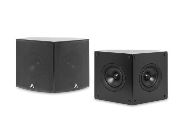 Atlantic Technology 1400 SRz Surround Speaker Pair (Satin Black)