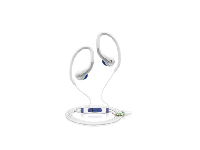 Sennheiser OCX685IW Sport In-Ear Headphones (White)