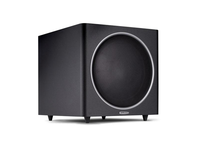 Polk Audio PSW125 12-inch 300 W Subwoofer - Each (Black)
