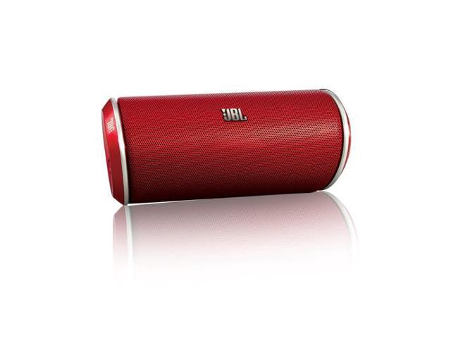 JBL Flip Wireless Bluetooth Speaker (Red)
