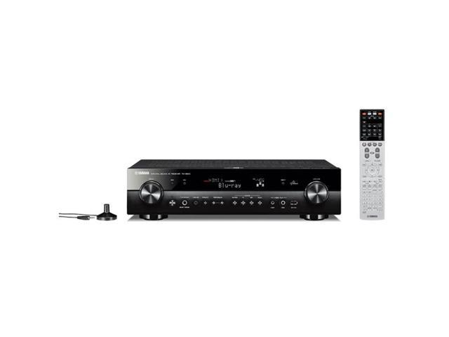 RX-S600 5.1 Network AV Receiver with AirPlay (Black)