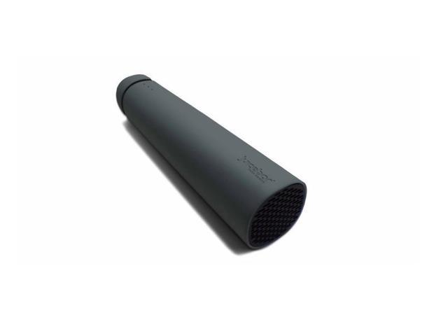 JuiceBar JamBar Speaker Tube Battery Backup USB and 3.5mm Charging Device (Black)