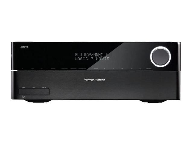 Harman Kardon AVR 3700 7.2 Channel AV Home Theater Receiver