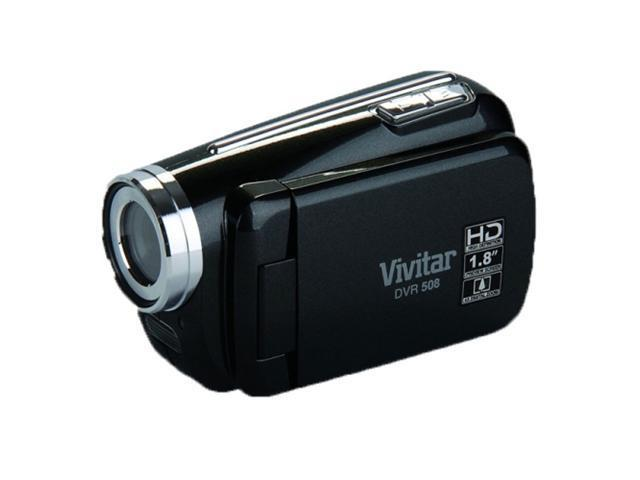 Vivitar DVR 508HD Digital Video Recorder (Black)