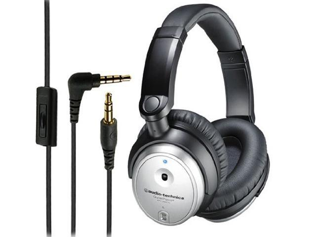 Noise Cancelling Over Ear Headset W/ Controller
