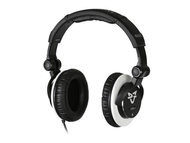 Ultrasone DJ 1 S-Logic Plus Surround Sound Professional Closed-backDJ Headphones with Transport Bag