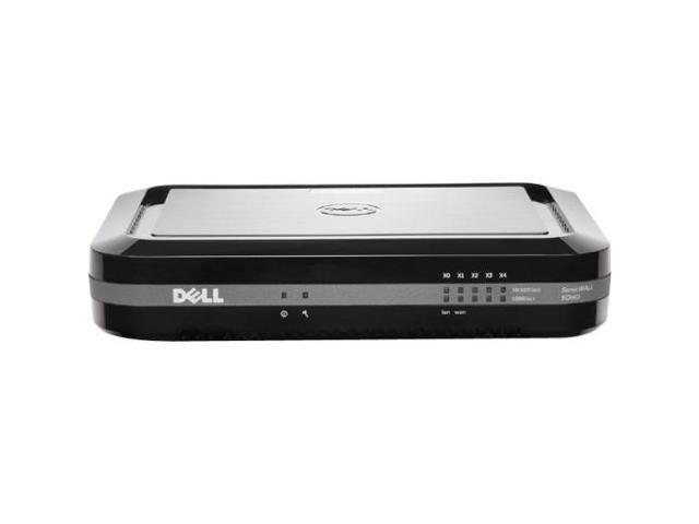 SonicWall 01-SSC-0644 Network Security/Firewall Appliance