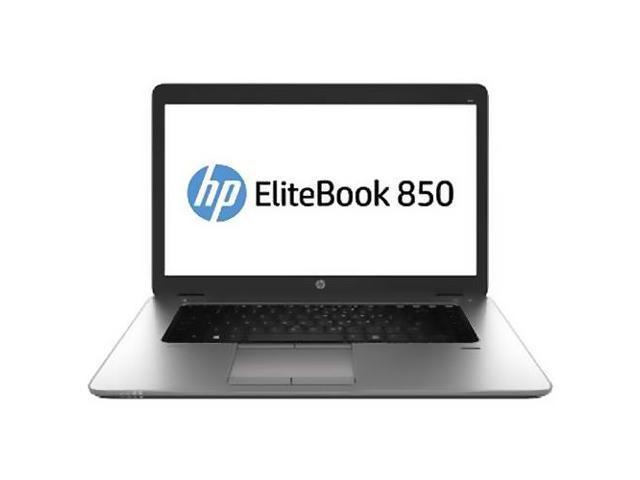 HP Laptop EliteBook 850 G3 (V1H18UT#ABA) Intel Core i5 6200U (2.30 GHz) 8 GB Memory 256 GB SSD Intel HD Graphics 520 15.6