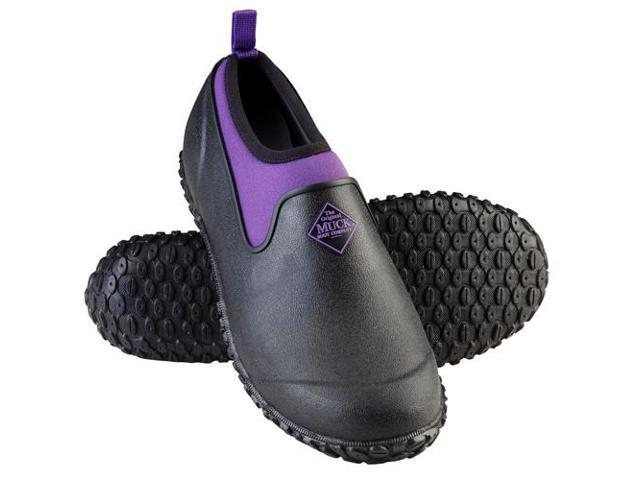 Muckster II Low Black/Purple - Womens Size 7 Womens Muckster II Low Black/Purple