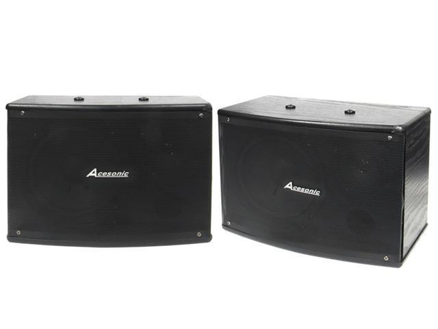 "Acesonic SP-265 100W 6.5"" Ported Speaker System (Pair)"