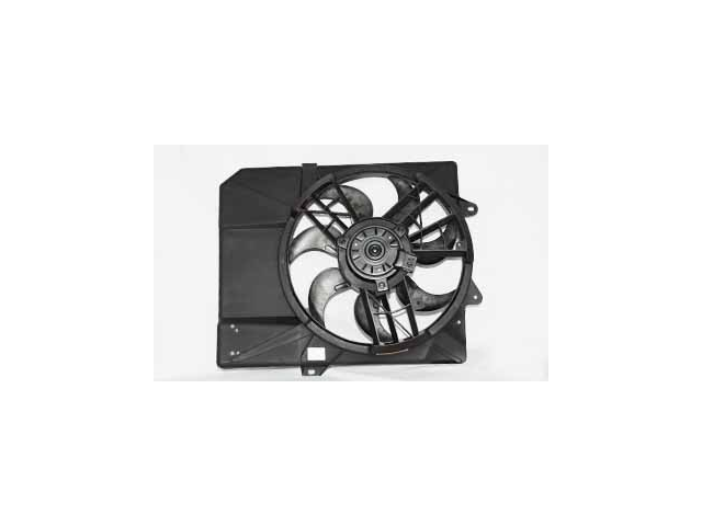 TYC 620240 Engine Cooling Fan Assembly New