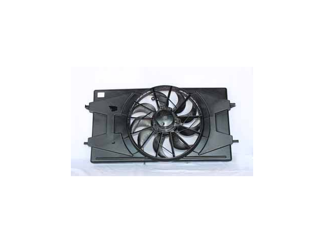TYC 620900 Engine Cooling Fan Assembly New