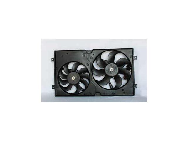 TYC 621000 Engine Cooling Fan Assembly New