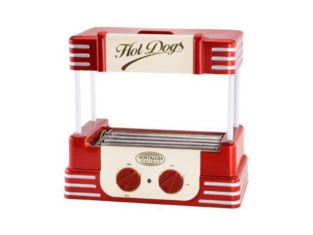 Nostalgia Electrics Retro Series Nonstick Hot Dog Roller