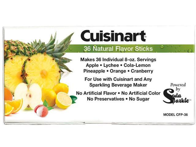 Cuisinart 36-pk. Assorted Natural Flavor Sticks