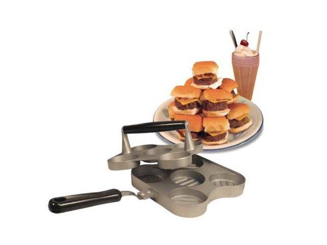 Weston 5-slot Slider Press with Cooking Handle