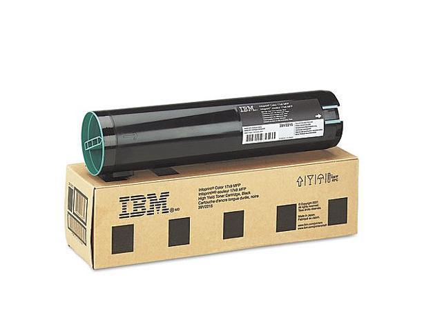 InfoPrint Solutions High Yield Black Toner Cartridge