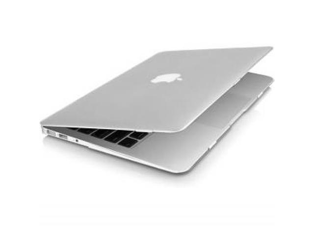 Airshell13 Clear Hardshell Case For Macbook Air 13in