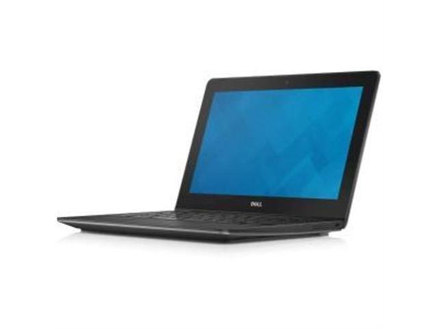 DELL XDGJH Intel Celeron N2840 (2.16GHz)  4GB Memory 16GB SSD Intel HD Graphics Chrome OS