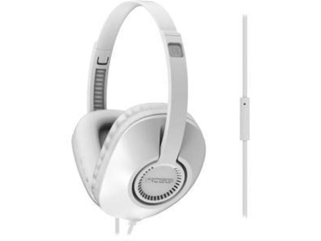 KOSS  White  189626  Full Size with Mic