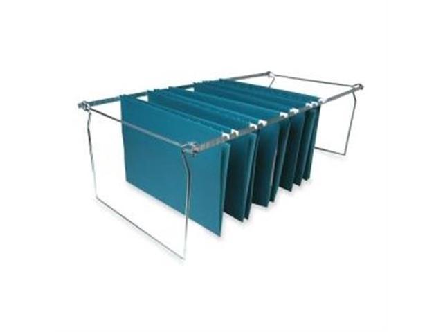 SPR60530 Hanging File Folder Frames, Legal, Stainless Steel