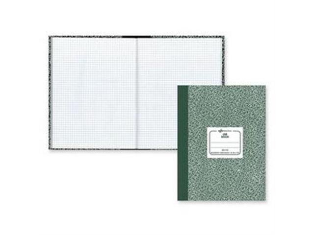 "Rediform 53110 National Lab Construction Notebook 60 Sheet - 7.88"""" x 10.13"""" - 1 Each - White Paper"