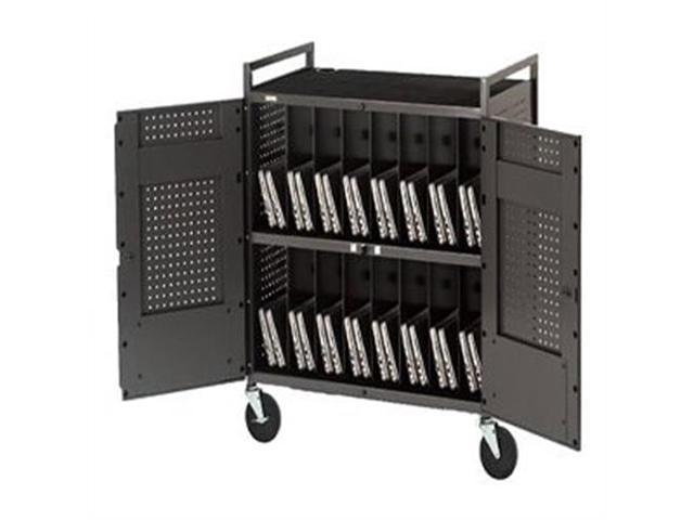 Bretford Fully Assembled 32 Unit Netbook Computer Cart w/Electrical