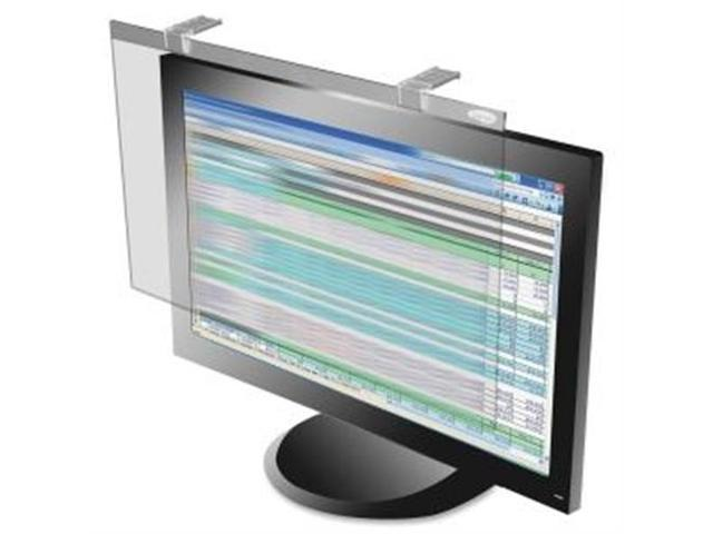 """Kantek Privacy Screen Filter Silver 22"""" LCD Monitor"""